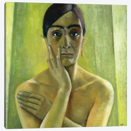 Self Portrait  Canvas Print #BMN8813} by Anita Ree Art Print