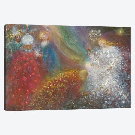 A Child is born 3-Piece Canvas #BMN8825} by Annael Anelia Pavlova Canvas Print