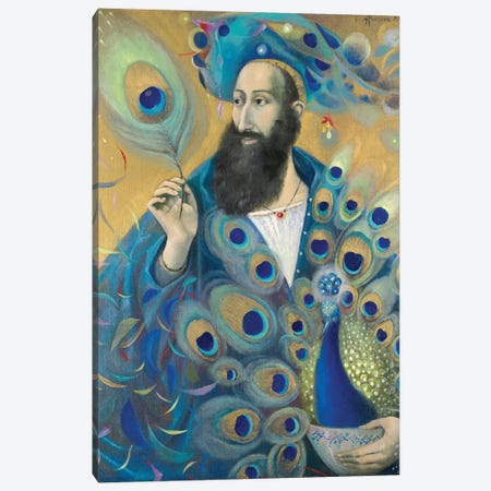 Aquarius 3-Piece Canvas #BMN8826} by Annael Anelia Pavlova Canvas Art Print