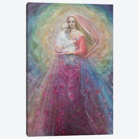 Ora Pro Nobis Canvas Print #BMN8828} by Annael Anelia Pavlova Canvas Wall Art