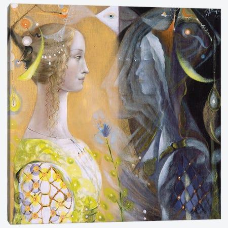 Scorpio Canvas Print #BMN8829} by Annael Anelia Pavlova Canvas Wall Art