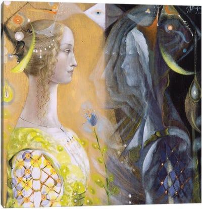 Scorpio Canvas Art Print