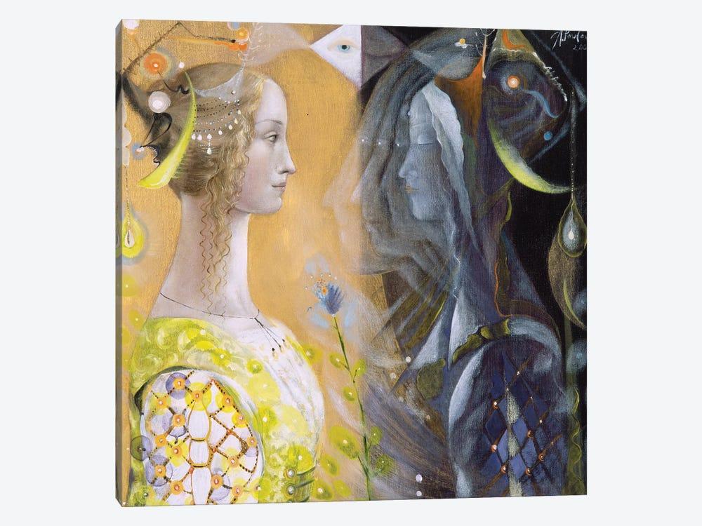 Scorpio by Annael Anelia Pavlova 1-piece Canvas Artwork