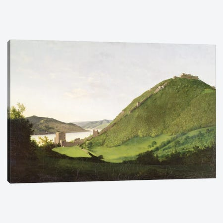 Visegrod, Hungary Canvas Print #BMN882} by Karoly I Marko Canvas Wall Art