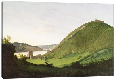 Visegrod, Hungary Canvas Art Print