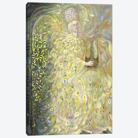 The Angel of Wisdom Canvas Print #BMN8831} by Annael Anelia Pavlova Canvas Art Print