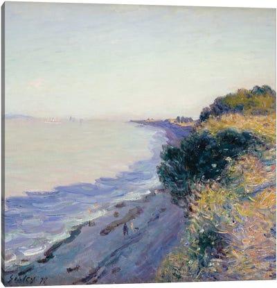 Bristol Channel, Evening, 1897  Canvas Art Print