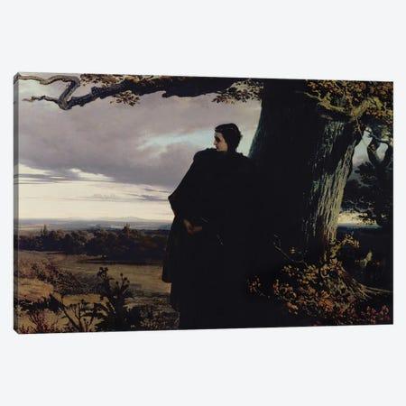 Queen Isabella's Farewell to Transylvania, 1863  Canvas Print #BMN884} by Sandor Wagner Canvas Art Print