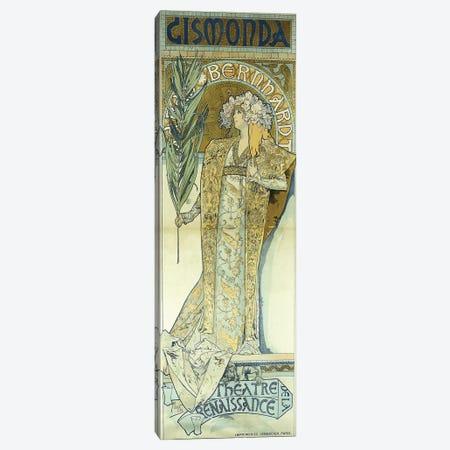 Gismonda, c.1894  Canvas Print #BMN8867} by Alphonse Mucha Art Print