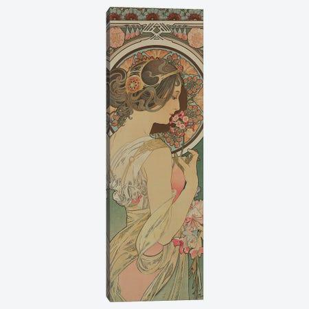 Primrose, 1899  Canvas Print #BMN8890} by Alphonse Mucha Art Print