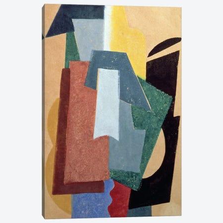 Summer, 1917-18 (oil on canvas) Canvas Print #BMN88} by Lyubov Popova Canvas Art