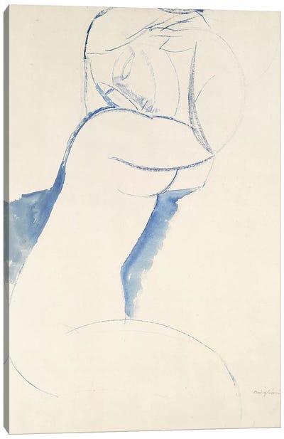 Caryatide, c.1913  Canvas Art Print