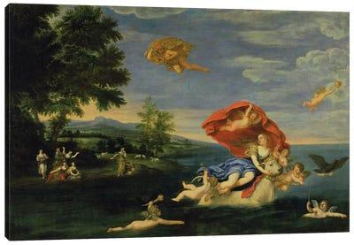 The Rape of Europa  Canvas Art Print