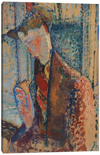 Reverie , 1914  Canvas Art Print