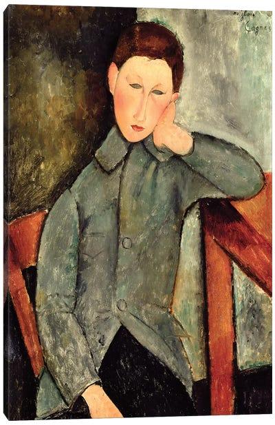 The Boy, 1919  Canvas Art Print