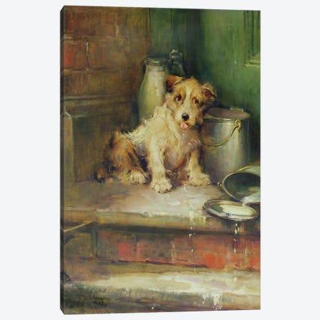 Spilt Milk Canvas Print #BMN903} by Philip Eustace Stretton Canvas Print
