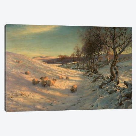 Through The Crisp Air, 1902 Canvas Print #BMN9092} by Joseph Farquharson Canvas Art