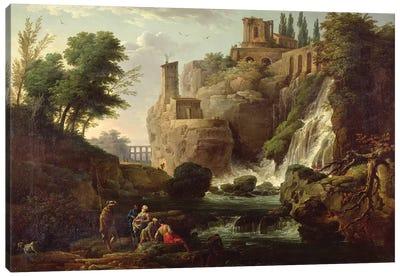 The Falls of Tivoli Canvas Art Print