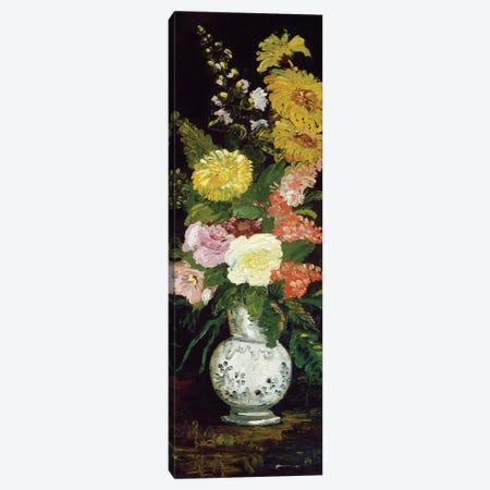 Vase of Flowers, 1886 Canvas Print #BMN9186} by Vincent van Gogh Canvas Print