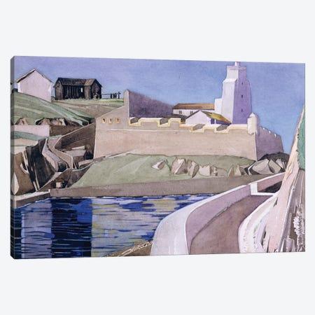 The Lighthouse, 1927 Canvas Print #BMN9219} by Charles Rennie Mackintosh Canvas Artwork