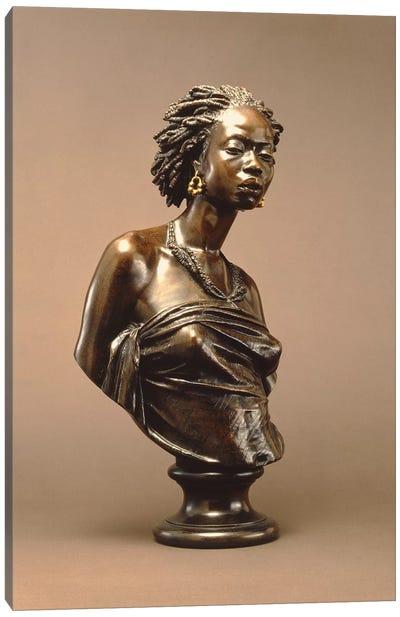 African Venus, 1851 Canvas Art Print