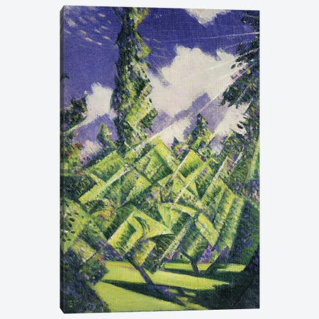 The Four Seasons: Summer, c.1919 Canvas Print #BMN9240} by Christopher Richard Wynne Nevinson Art Print
