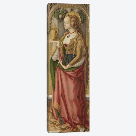 Mary Magdalene, c.1480 Canvas Print #BMN9244} by Carlo Crivelli Canvas Art