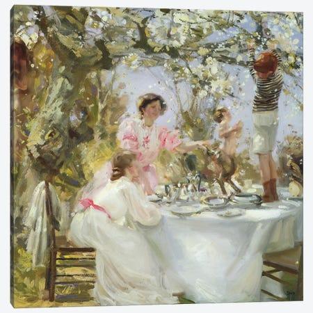 The Little Faun, c.1906 Canvas Print #BMN9265} by Charles Sims Canvas Artwork
