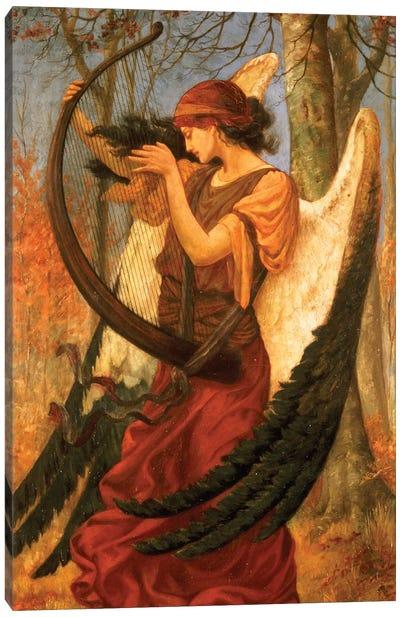 Titania's Awakening, 1896 Canvas Art Print