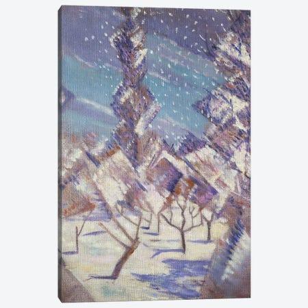 The Four Seasons: Winter, c.1919 Canvas Print #BMN9269} by Christopher Richard Wynne Nevinson Canvas Art Print