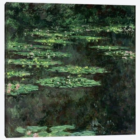 Waterlilies, 1904  Canvas Print #BMN928} by Claude Monet Canvas Art Print