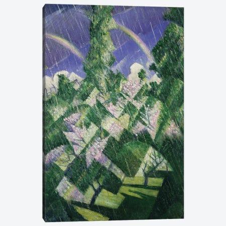 The Four Seasons: Spring, c.1919 Canvas Print #BMN9301} by Christopher Richard Wynne Nevinson Canvas Artwork
