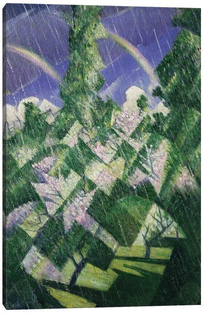 The Four Seasons: Spring, c.1919 Canvas Art Print