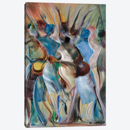 Raising Heaven Canvas Print #BMN9426} by Ikahl Beckford Canvas Artwork