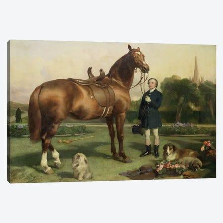 Prosperity  Canvas Print #BMN944} by Sir Edwin Landseer Canvas Wall Art