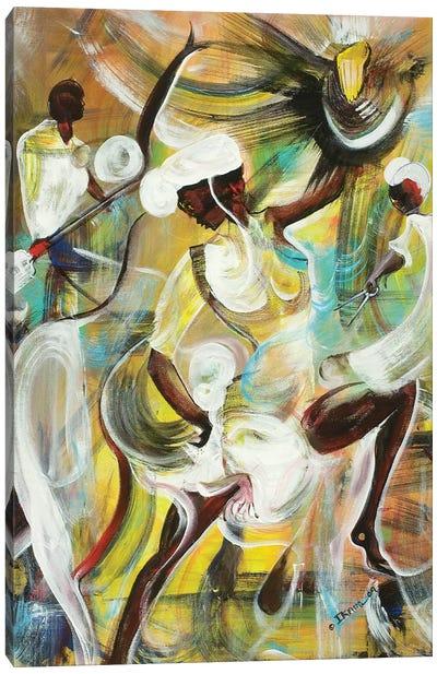 Pocomania Canvas Art Print