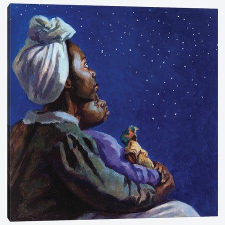 Under the Midnight Blues, 2003  Canvas Print #BMN9596} by Colin Bootman Canvas Artwork
