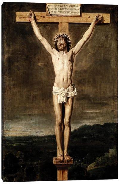 Crucifixion, 1631 Canvas Art Print