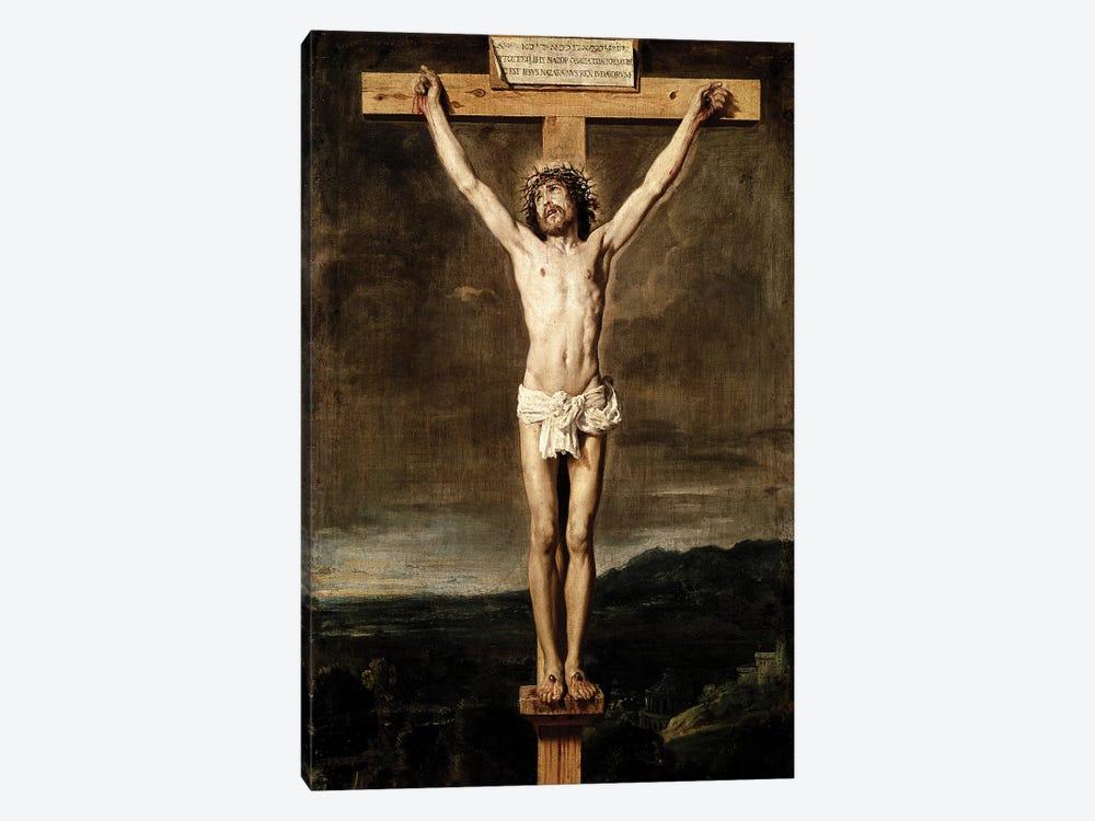 Crucifixion, 1631 by Diego Rodriguez de Silva y Velazquez 1-piece Canvas Art Print
