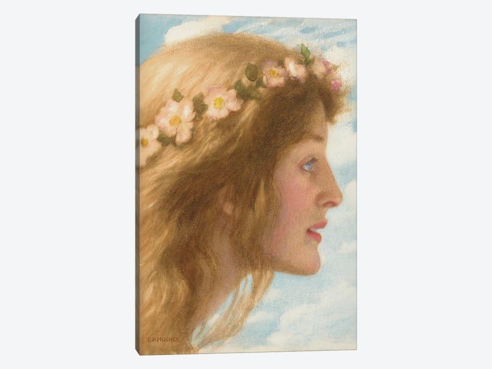 Day  by Edward Robert Hughes 1-piece Canvas Art Print
