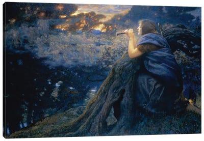 Twilight Fantasies, 1911  Canvas Art Print