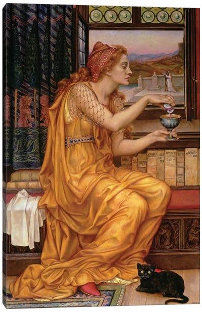 The Love Potion, 1903  Canvas Art Print