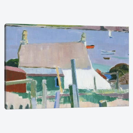 Iona, Towards Mull, c.1927  Canvas Print #BMN9625} by Francis Campbell Boileau Cadell Canvas Art