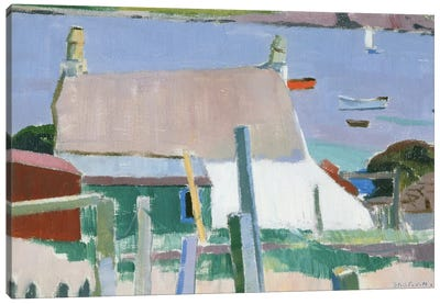 Iona, Towards Mull, c.1927  Canvas Art Print