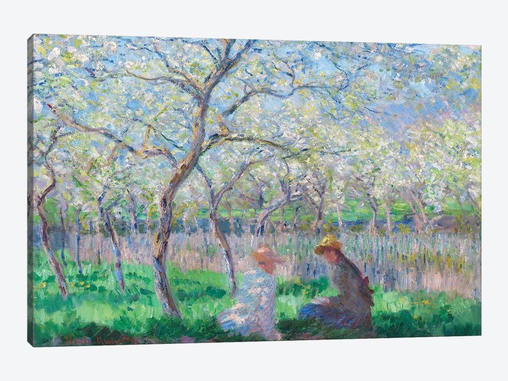 Springtime, 1886  by Claude Monet 1-piece Art Print