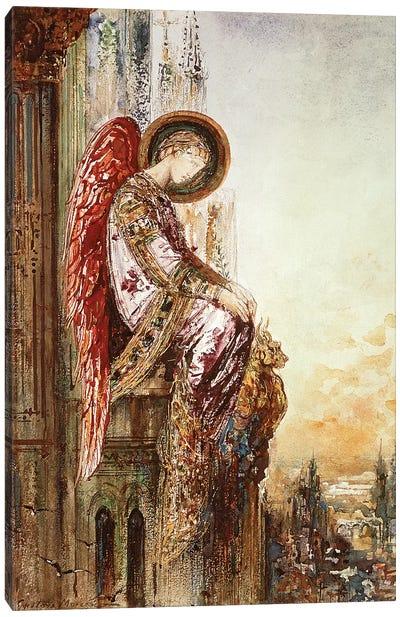 Angel Traveller  Canvas Art Print