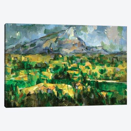 Mont Sainte-Victoire, c.1902  Canvas Print #BMN9704} by Paul Cezanne Art Print
