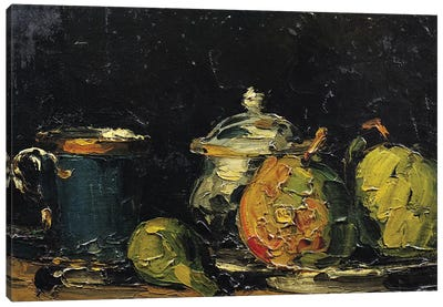 Still Life, c.1865  Canvas Art Print