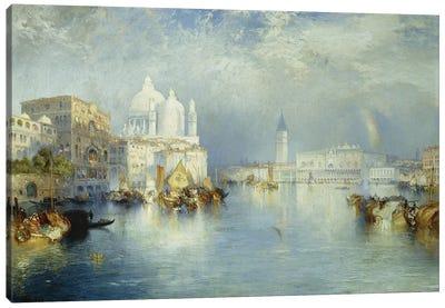Grand Canal, Venice, 1903  Canvas Art Print