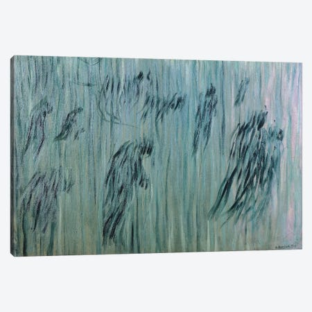 Those Who Stay, 1911 Canvas Print #BMN9855} by Umberto Boccioni Art Print